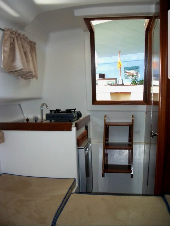 Hire Motor boat with or without skipper Knort Torrevieja