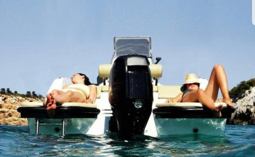 Hire Motorboat with or without skipper V2 Torrevieja