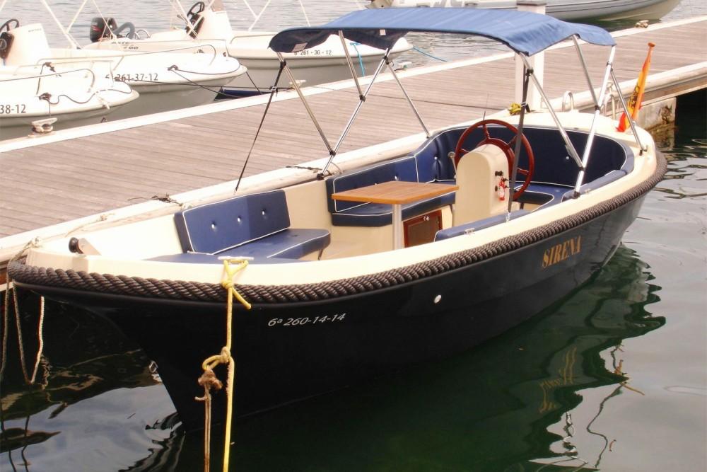 Rental Motorboat in Torrevieja - Corsiva Corsiva 620
