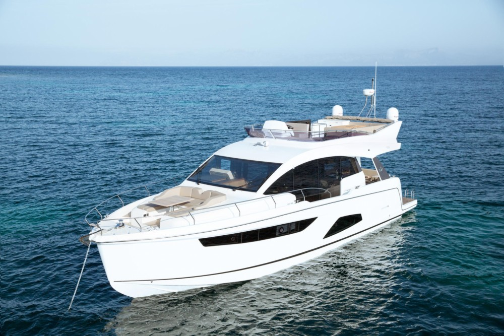Hire Motorboat with or without skipper Sealine Torrevieja
