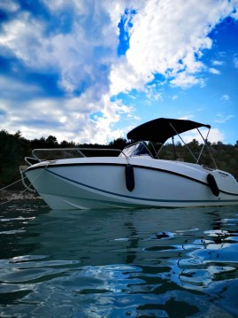 Rental yacht Split - Quicksilver Open on SamBoat