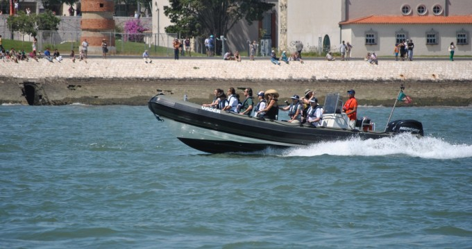 Boat rental Lisbon cheap PT 850