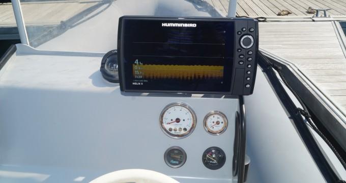 Boat rental Zodiac Zodiac 600 SRMN in Arradon on Samboat
