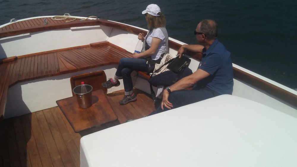Hire Motorboat with or without skipper Lambro  Naples