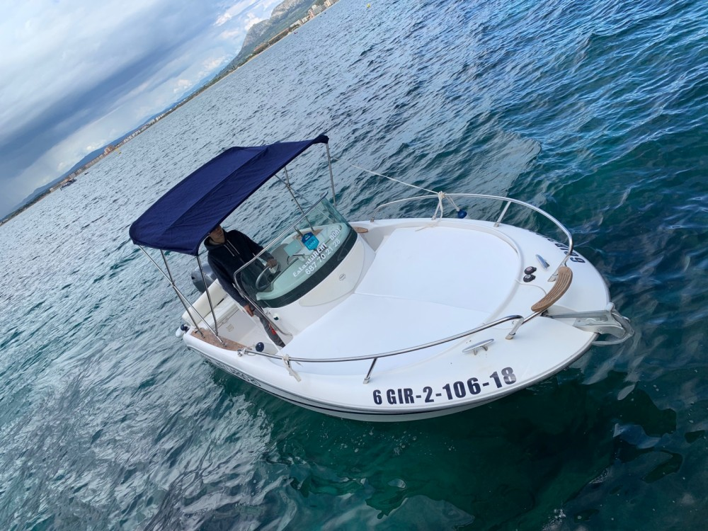 Boat rental l'Estartit cheap Key Largo 20