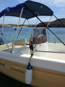 Boat rental Ciutadella de Menorca cheap almar 190