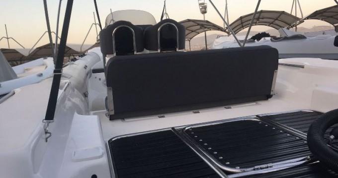 Boat rental Marvel 930 in Paros Island on Samboat