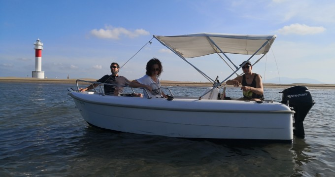 Rental yacht L'Ampolla - Estable 415 on SamBoat