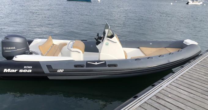 Boat rental Le Canon cheap Marsea CM 120