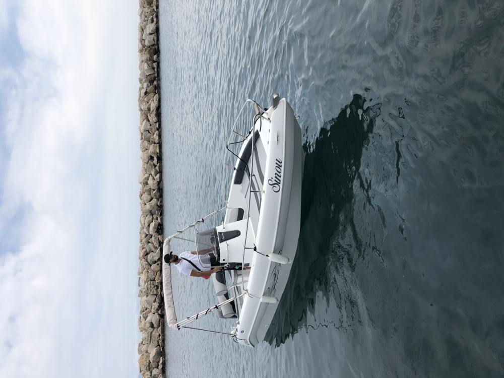 Boat rental Marseille cheap Sport Line 19
