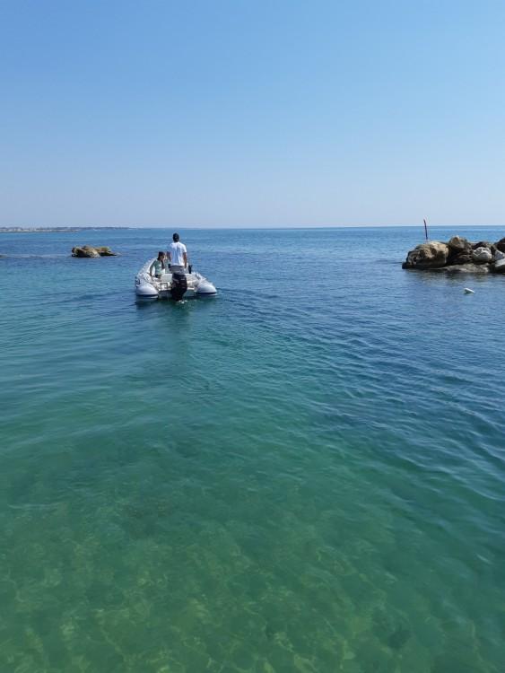 Boat rental Avola cheap 5.10