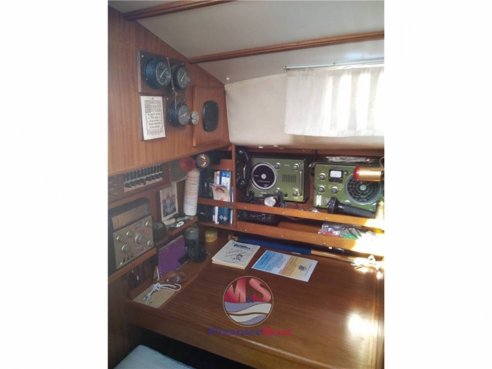 Hire Sailboat with or without skipper Westerly Genoa
