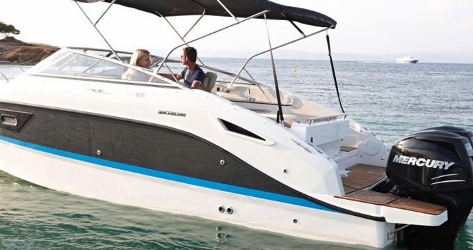 Rental Motorboat in Portals Nous - Quicksilver Activ 805 Cruiser