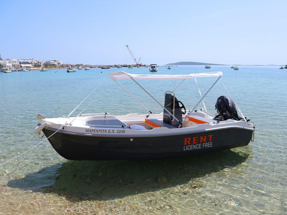 Rental Motorboat in  - The Sailor's Ride 450