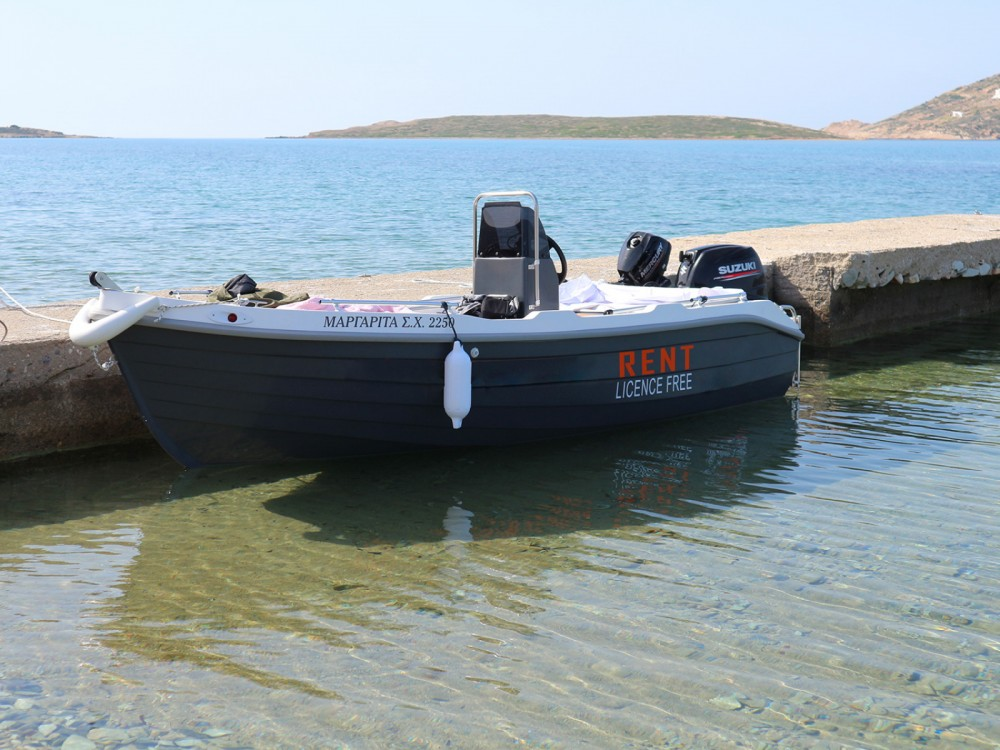 Rent a The Sailor's Ride 450