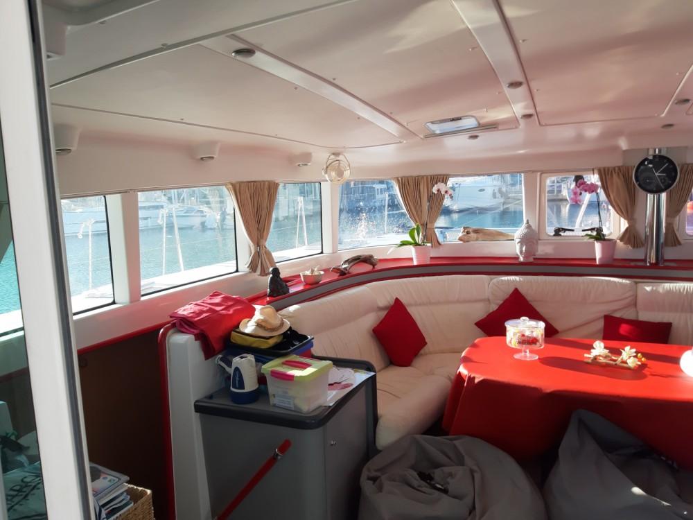 Rental yacht Hyères - Lagoon Lagoon 440 on SamBoat