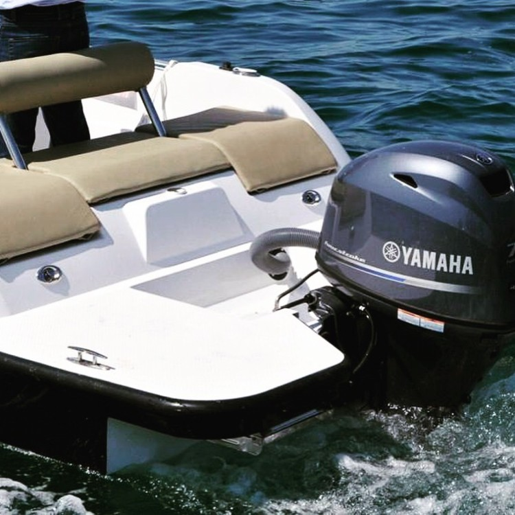 Motorboat for rent Balearic Islands at the best price