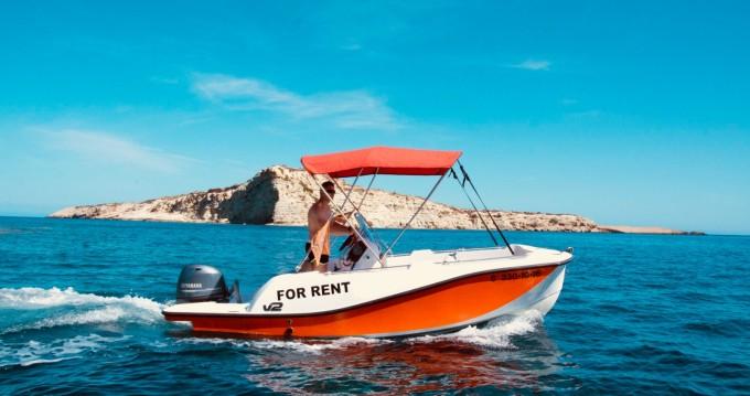 Rent a V2 BOATS 5.0 SPORT Sant Antoni de Portmany