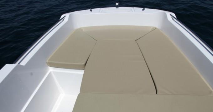 Rental Motorboat in Sant Antoni de Portmany - V2 BOATS 5.0 SPORT