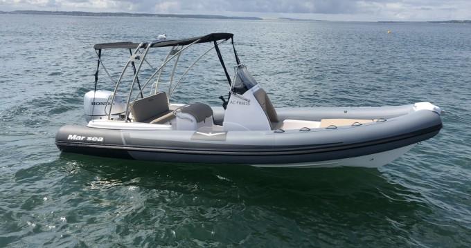 Rental yacht Cap Ferret - Marsea Marsea CM 120 on SamBoat