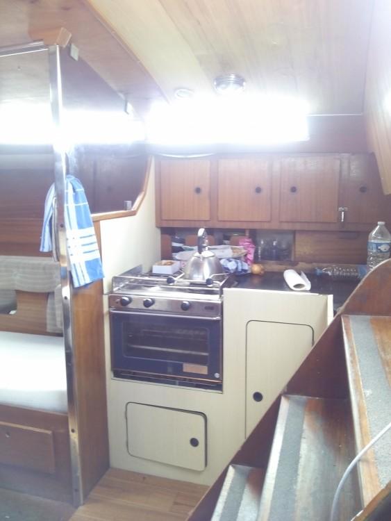 Boat rental Jeanneau Gin Fizz Ketch in  on Samboat