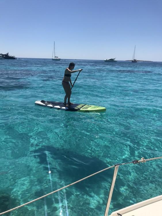 Boat rental Ibiza cheap F 9