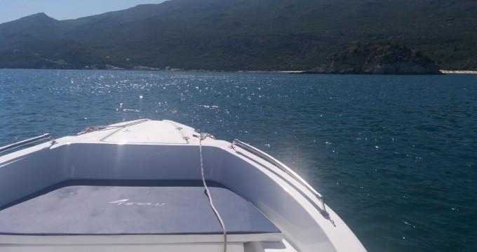 Rental Motorboat in Setúbal - Nireus Nireus 515
