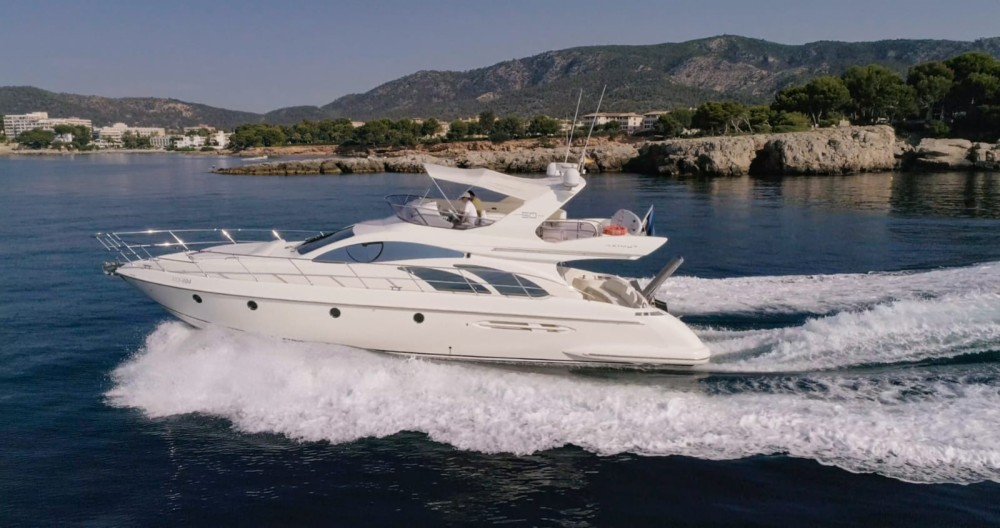Azimut Azimut 50 Fly between personal and professional Palma