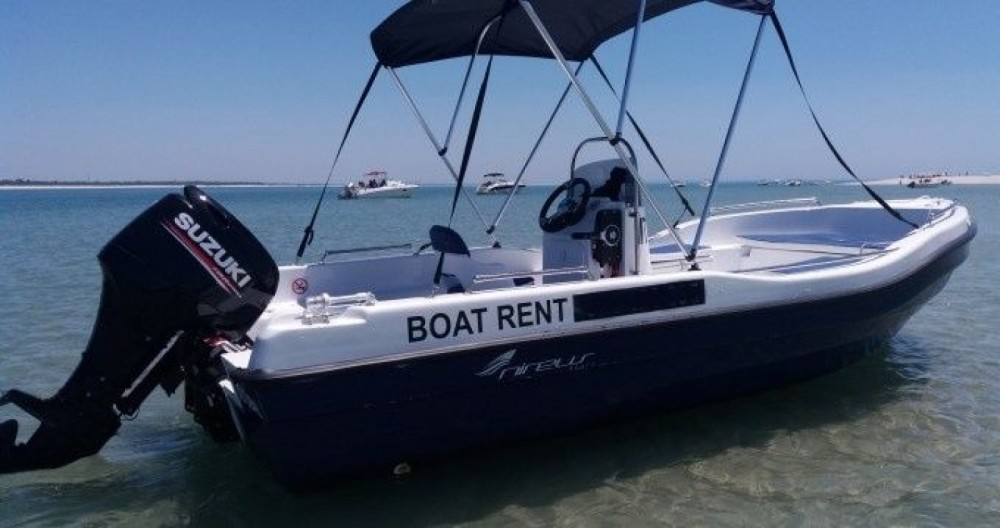 Hire Motorboat with or without skipper nireus