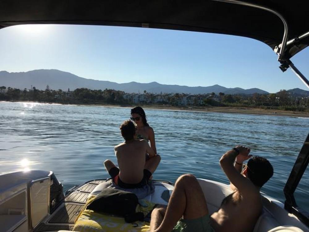 Monterey 264fsx between personal and professional Estepona