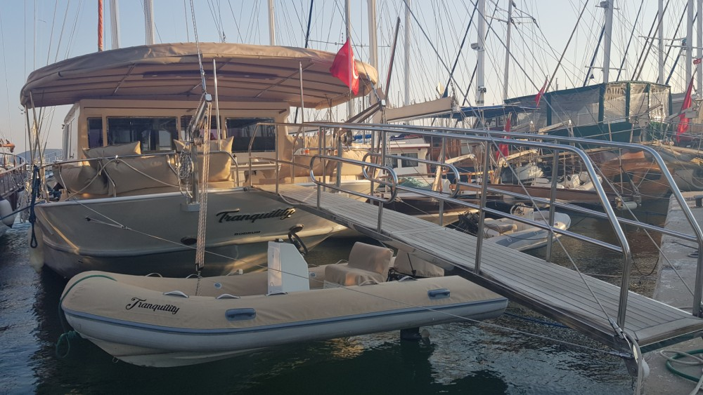 Rental yacht Bodrum - Bodrum gulet on SamBoat