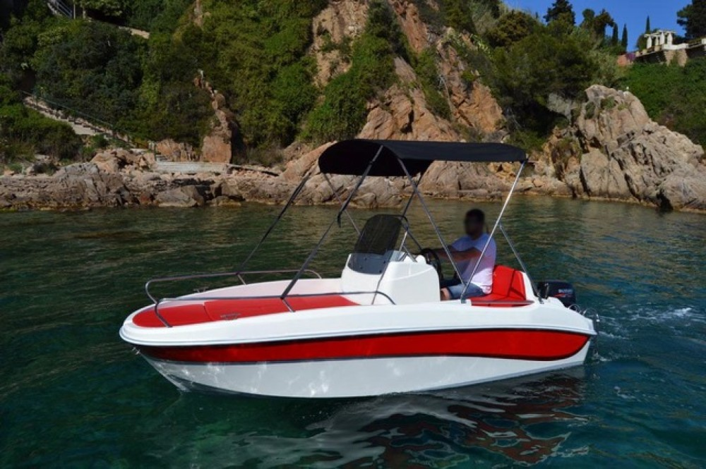Rental yacht Palamós - Remus 450 on SamBoat