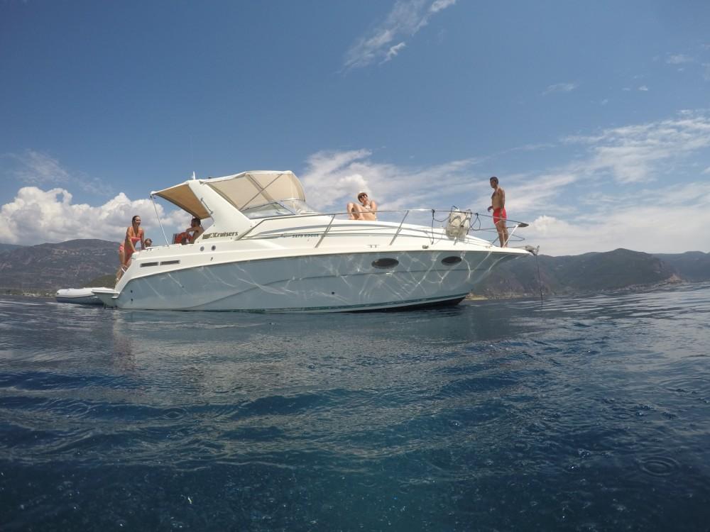 Boat rental Nafpaktos cheap Rogue 2670