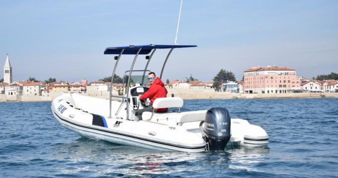 Boat rental Novigrad cheap Dive Master 600