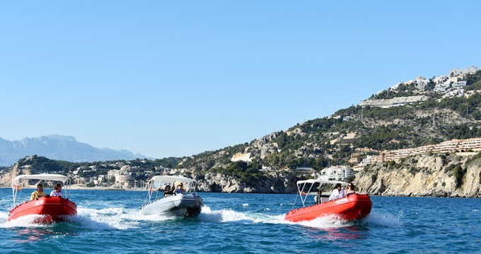 Boat rental Whaly Whaly 500 in Altea on Samboat