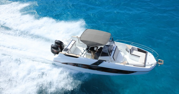 Motorboat for rent Puerto Campomanes Greenwich at the best price