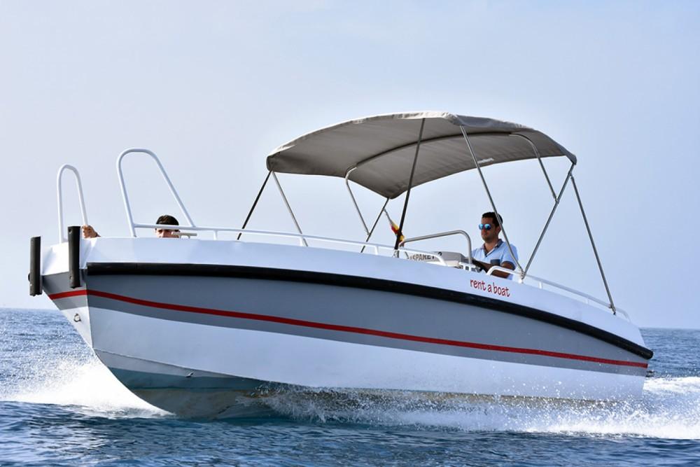 Rental Motorboat in Altea - Gasparet Gasparet 80 / 135