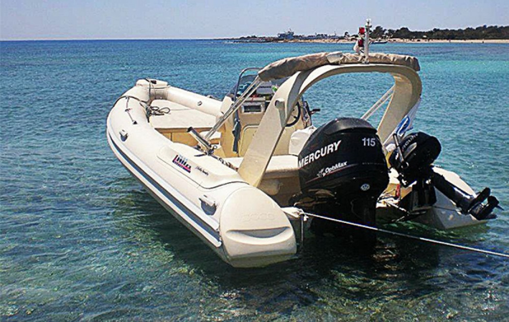 RIB for rent Peloponnese, Western Greece and the Ionian at the best price