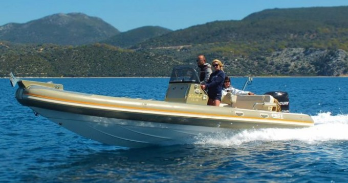 Boat rental Fost Obssesion 740 in Lefkas Egremni on Samboat