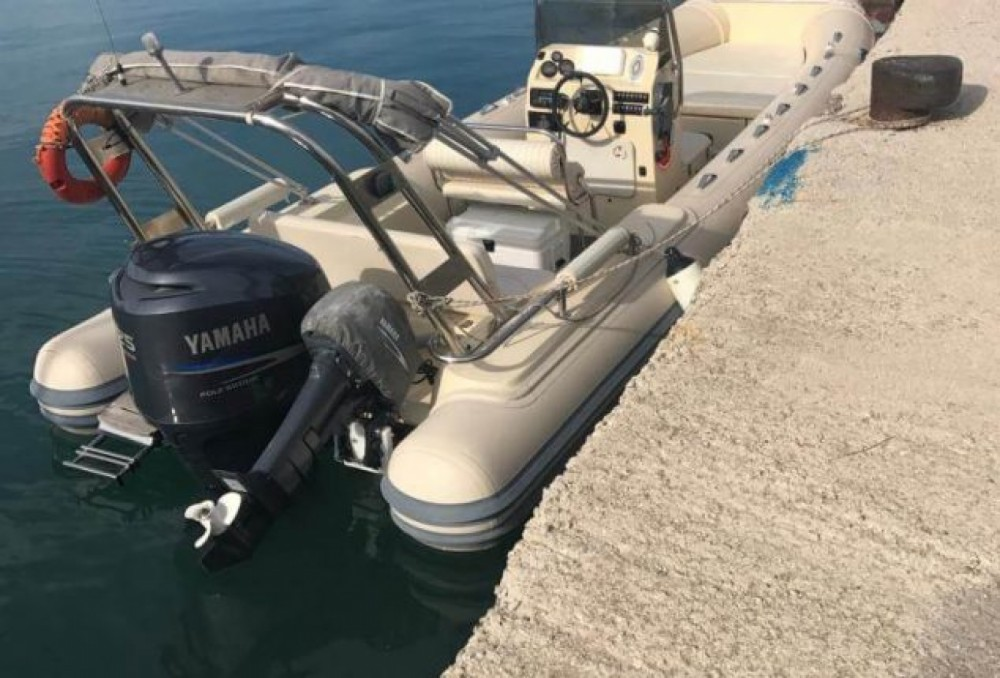 Rental RIB in Peloponnese, Western Greece and the Ionian - Oceanic 750