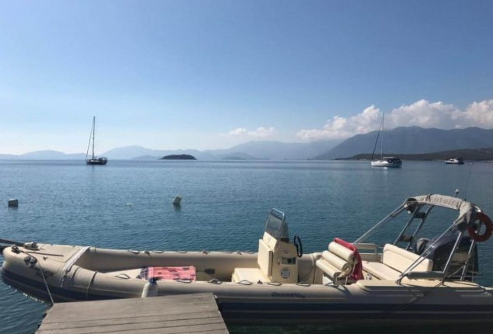 Rental yacht Peloponnese, Western Greece and the Ionian - Oceanic 750 on SamBoat
