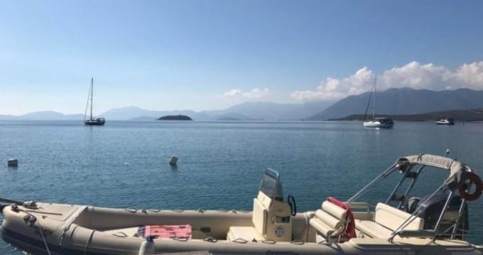 Boat rental Lefkas Egremni cheap 750