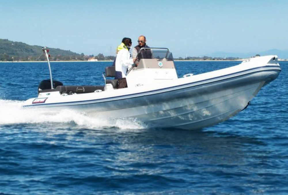 Boat rental Scorpion 810 in Peloponnese, Western Greece and the Ionian on Samboat