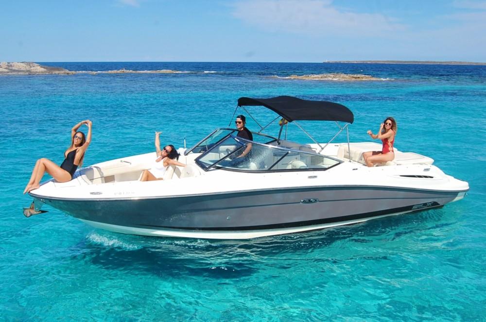 Rental yacht Ibiza - Sea Ray 270 SLX on SamBoat