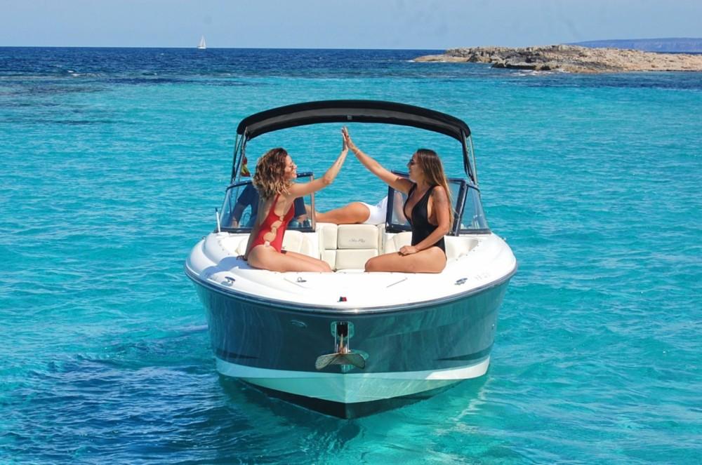 Boat rental Sea Ray 270 SLX in Ibiza on Samboat