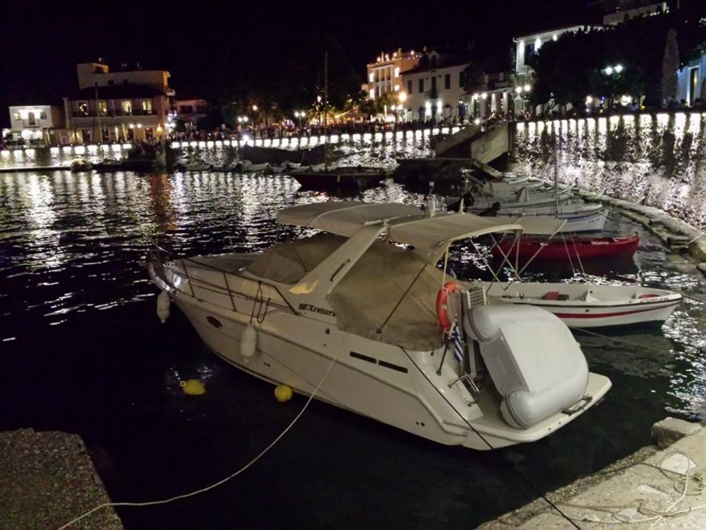 Hire Yacht with or without skipper Cruisers Nafpaktos