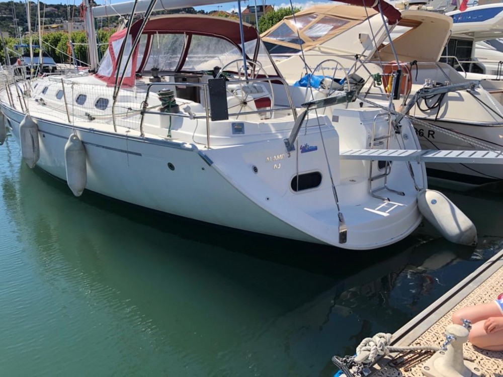 Boat rental Vallauris cheap Gib Sea 51