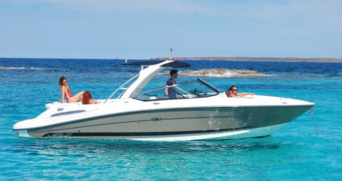 Sea Ray Sea Ray 270 SLX BAD between personal and professional Ibiza Island