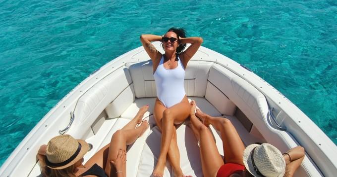 Rental yacht Ibiza Island - Sea Ray Sea Ray 270 SLX BAD on SamBoat