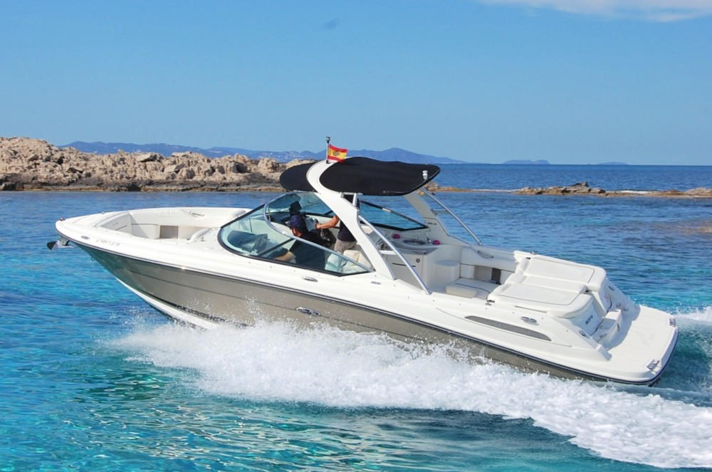 Rent a Sea Ray Sea Ray 270 SLX BAD Ibiza